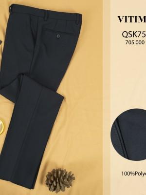 QSK7522 Quần Âu dang ôm SLIMFIT